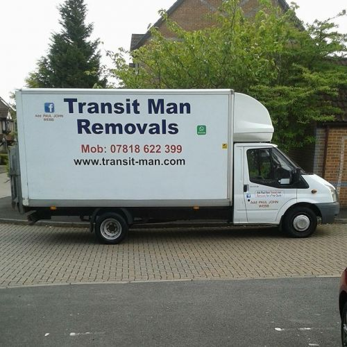 MAN WITH A VAN IMAGE 5